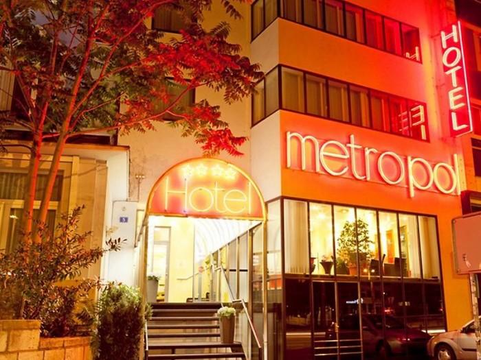 Boutique-Hotel Metropol in Basel
