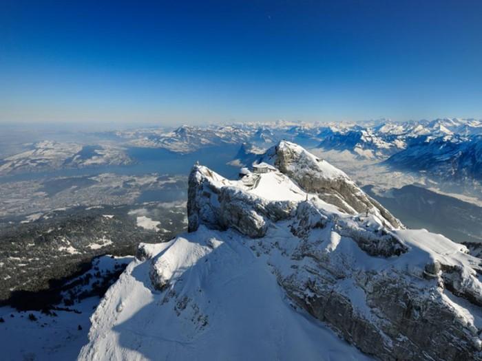 Bergromantik auf 2132 Meter über Meer