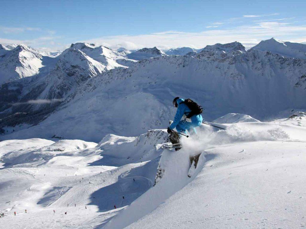 Ski-Safaris im Hotel Chur