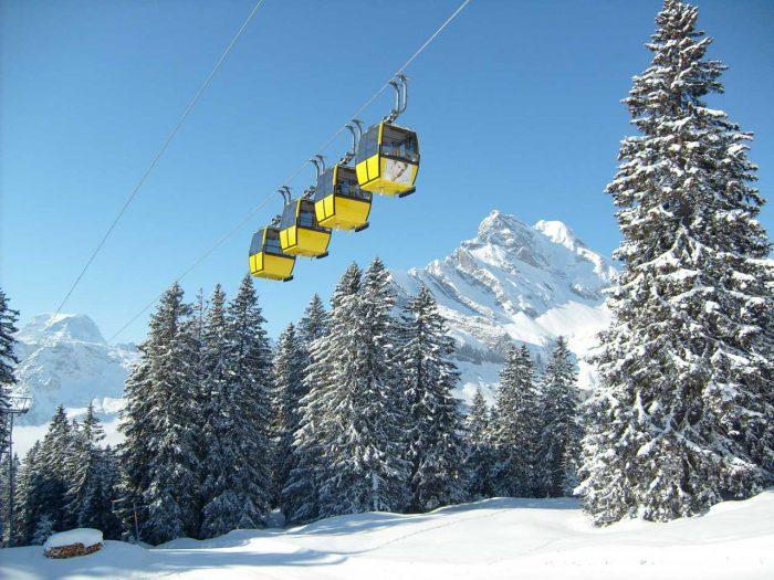 Winter-Quickie – Skispass in Braunwald